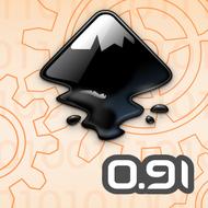 Logo Inkscape 0.91